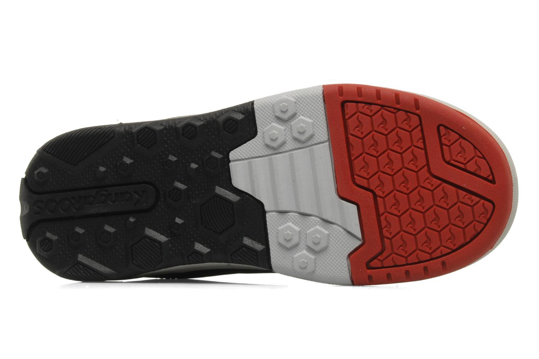 Sneakers Kangaroos Elden Zwart boven