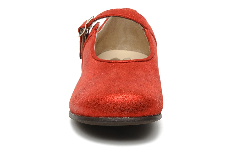 Ballerinas start rite classics ANNABEL rot schuhe getragen