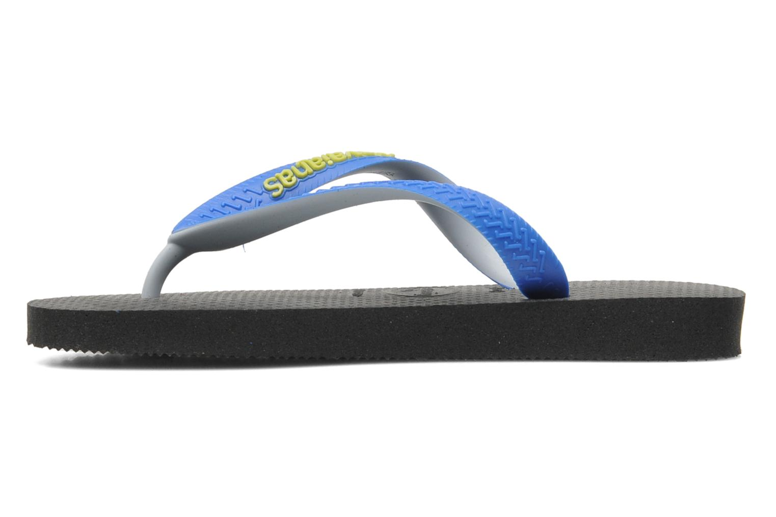 Tongs Havaianas Top mix Kid Bleu vue face