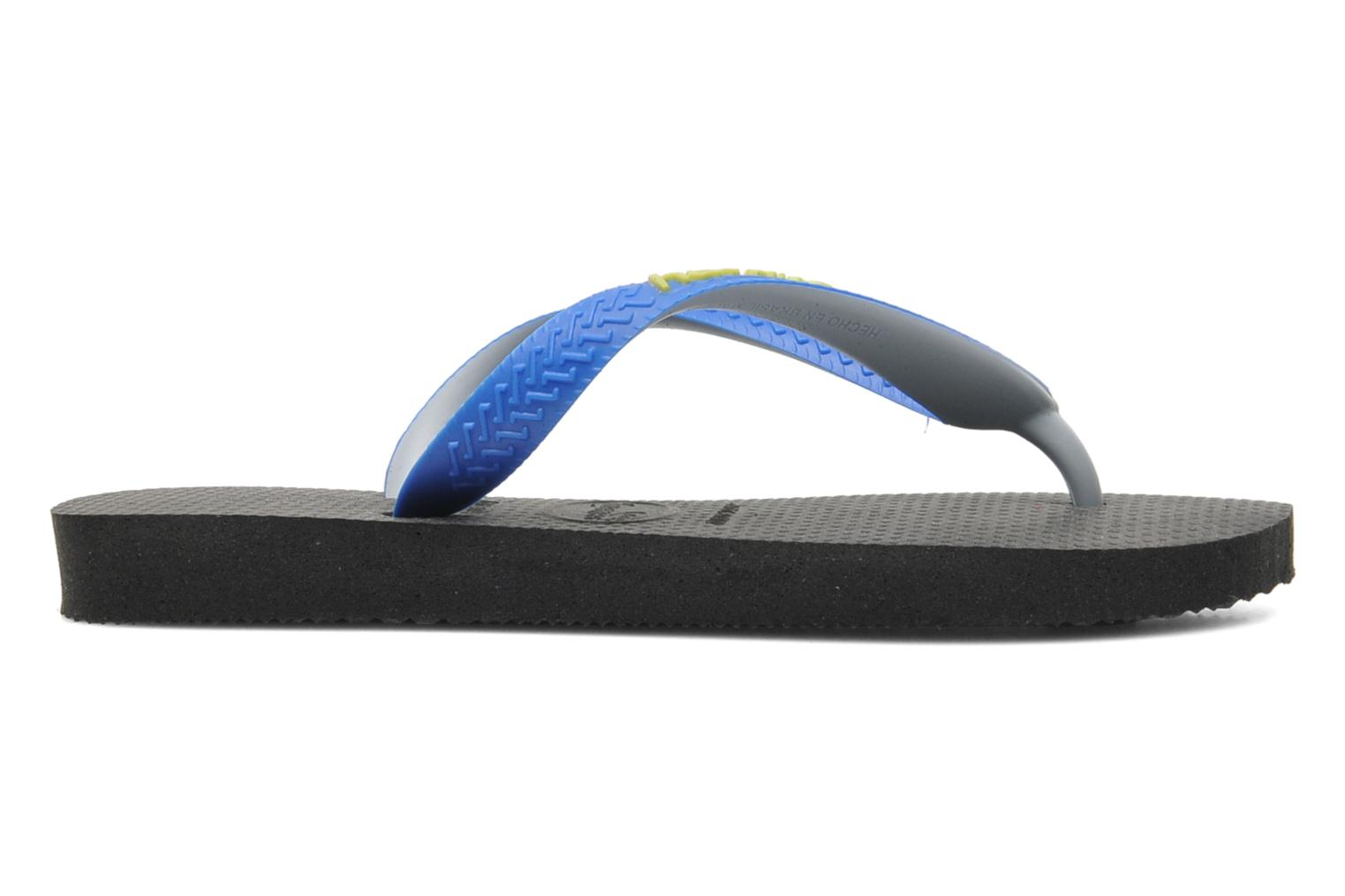 Tongs Havaianas Top mix Kid Bleu vue derrière