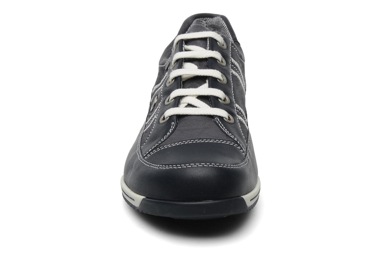 Sneakers Ara BERSU 37613 Azzurro modello indossato