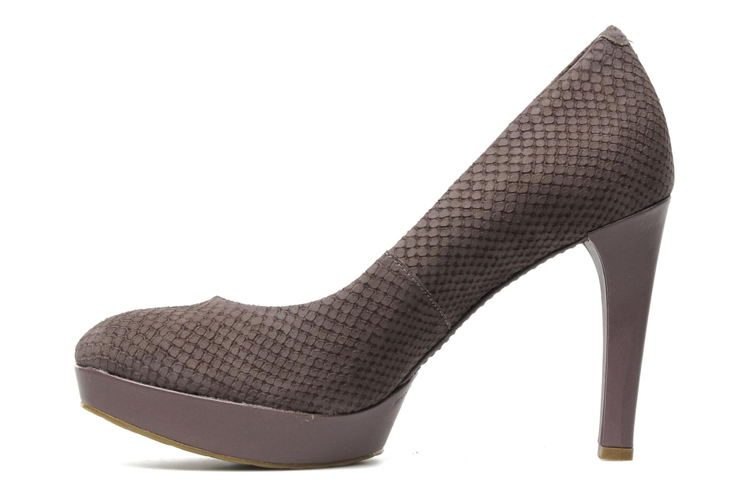 Escarpins Rockport Janae pump Violet vue face