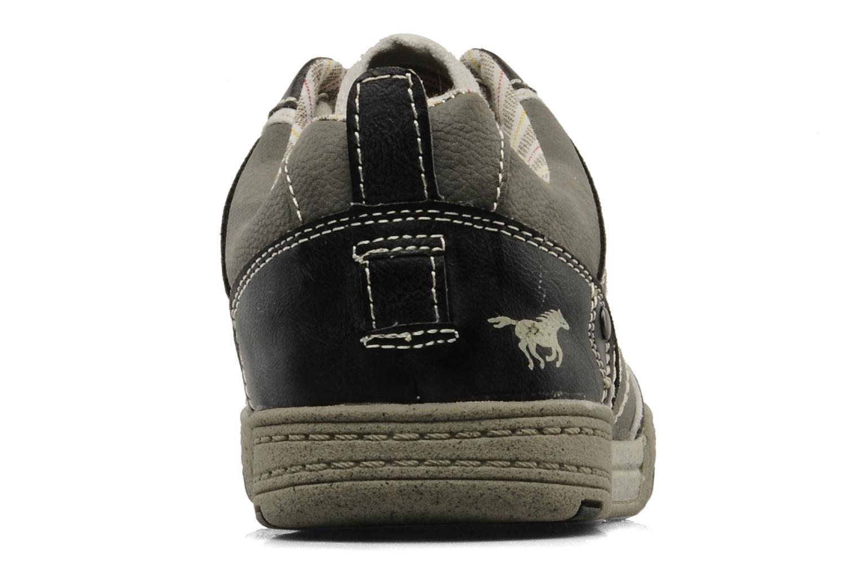 Sneakers Mustang shoes Leggo Grijs rechts
