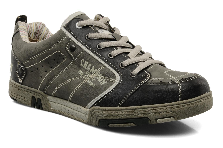 Sneakers Mustang shoes Leggo Grijs detail