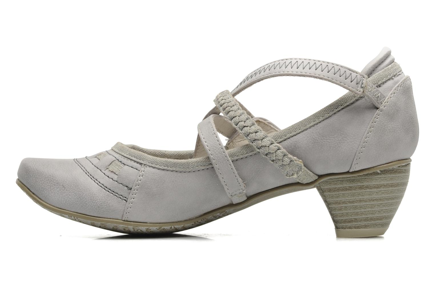 Escarpins Mustang shoes Minoen Gris vue face