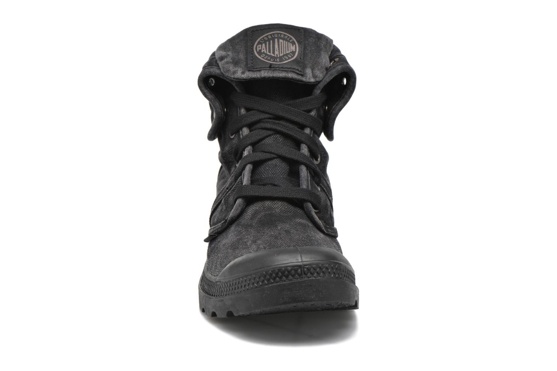 Baskets Palladium Us Baggy H Noir vue portées chaussures