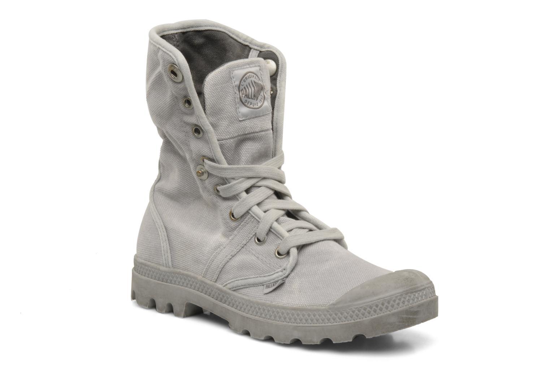 Sneakers Palladium Us Baggy F Grigio immagine 3/4