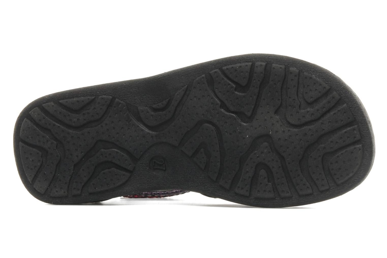 Sandalen I Love Shoes Stefania schwarz ansicht von oben