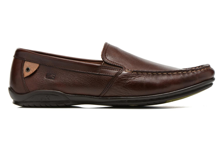 Loafers Fluchos Baltico 7149 Brun bild från baksidan