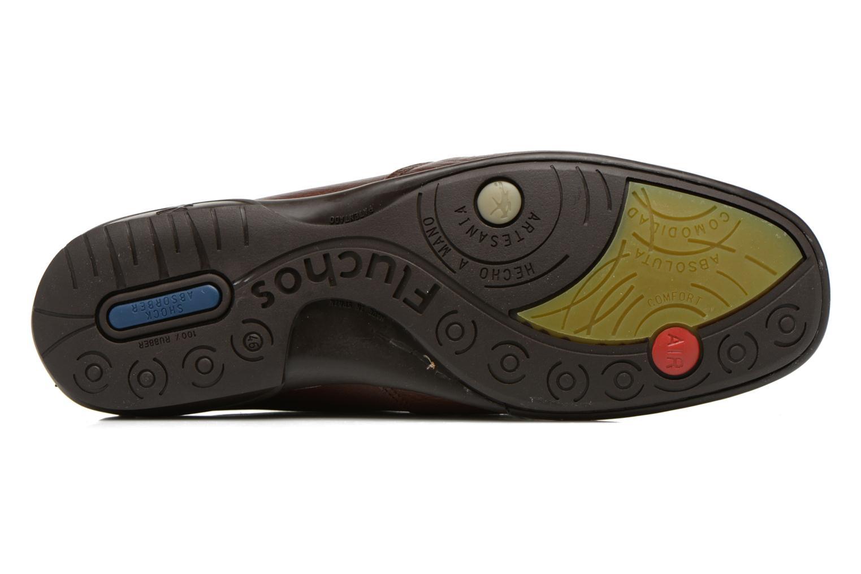 Loafers Fluchos Baltico 7149 Brun bild från ovan