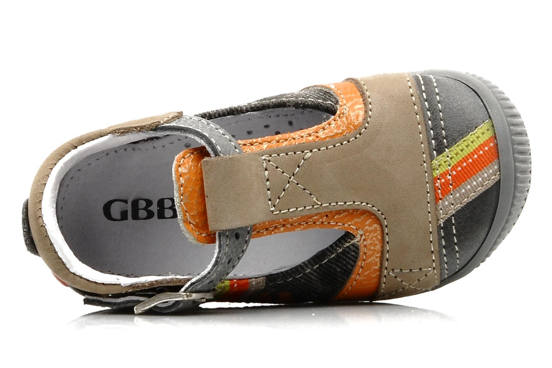 Bottines et boots GBB Babyboy 151 Gris vue gauche