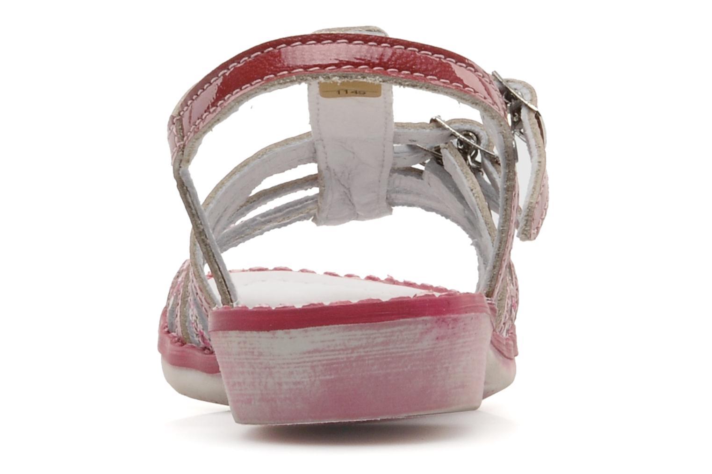 Sandalen GBB Girly 308 Roze rechts