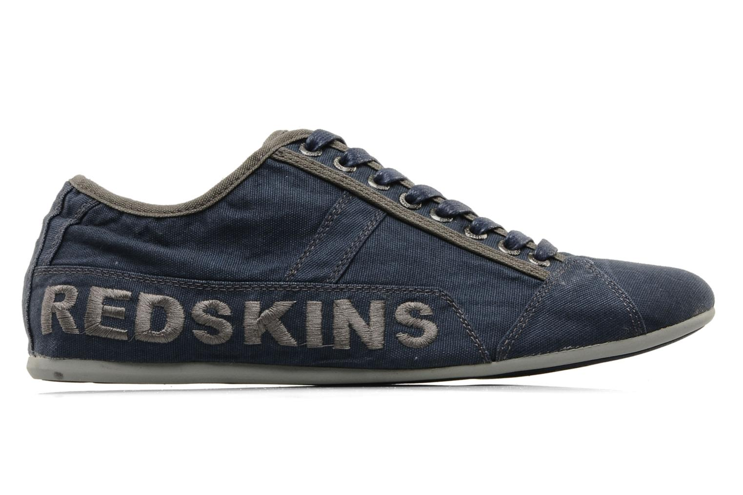 Trainers Redskins Tempo Blue back view