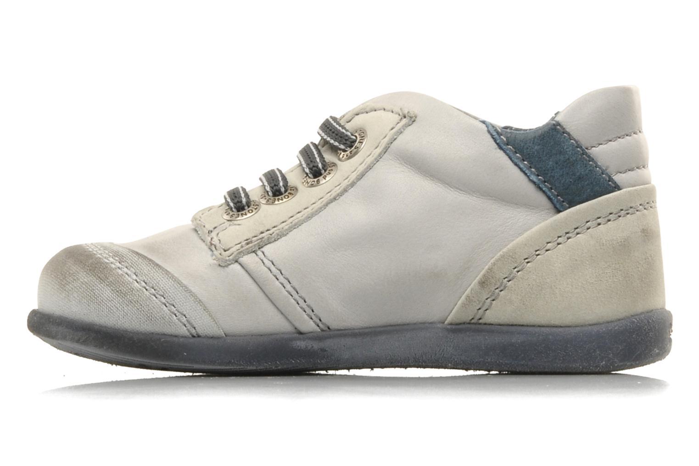 Sneakers Stones and Bones Sul Grå bild från framsidan