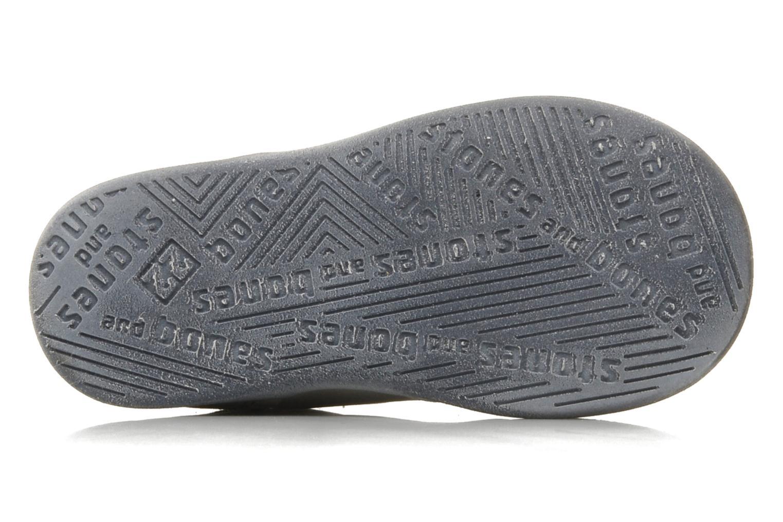 Sneaker Stones and Bones Sul grau ansicht von oben