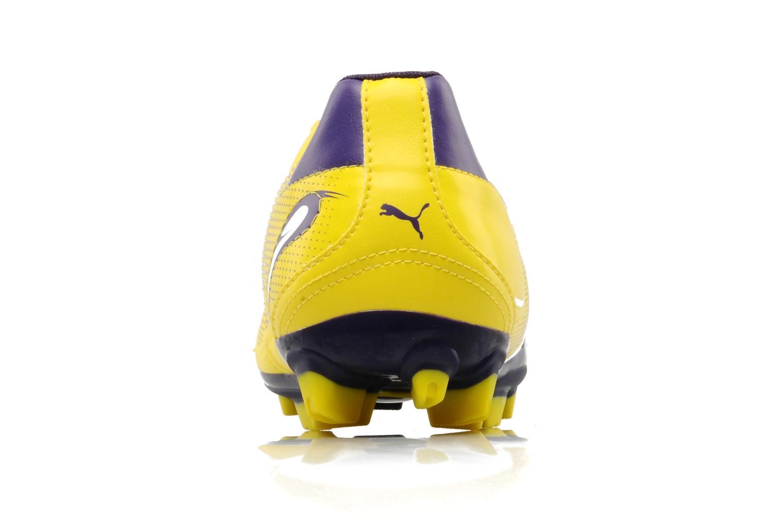 Sportschoenen Puma v6-11 iFG Geel rechts