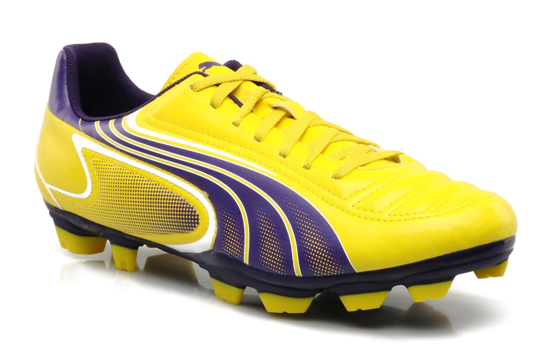 Sportschoenen Puma v6-11 iFG Geel detail