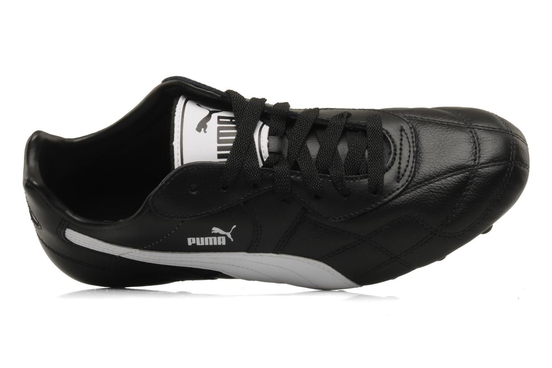 Chaussures de sport Puma Esito classic fg Noir vue gauche