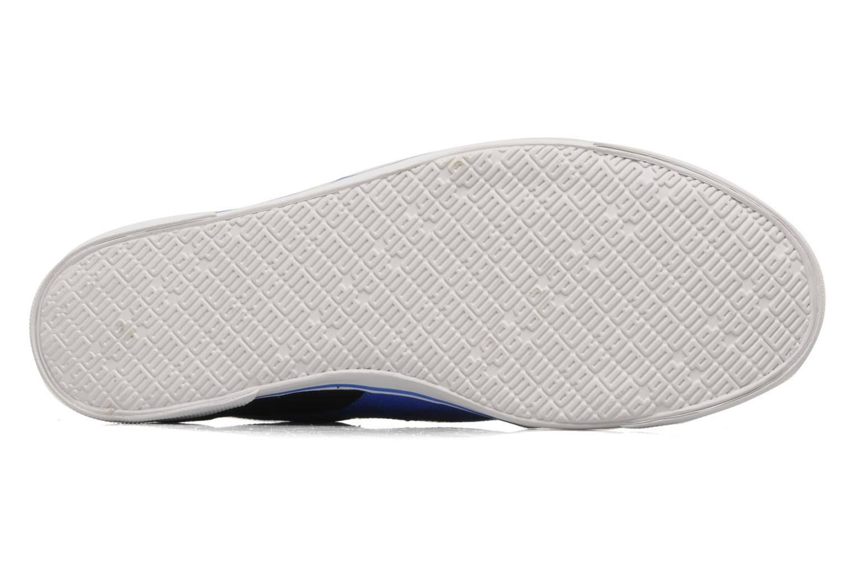 Chaussures de sport Puma Benecio canvas Noir vue haut