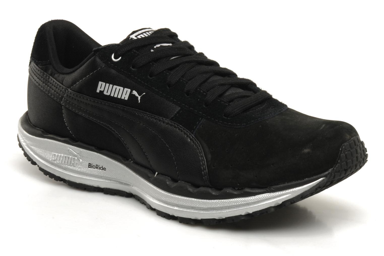 Chaussures de sport Puma BodyTrain ls nbk/satin Noir vue détail/paire