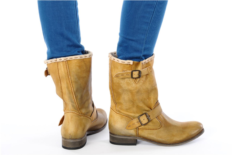 Boots en enkellaarsjes Koah Tiffany Bruin onder