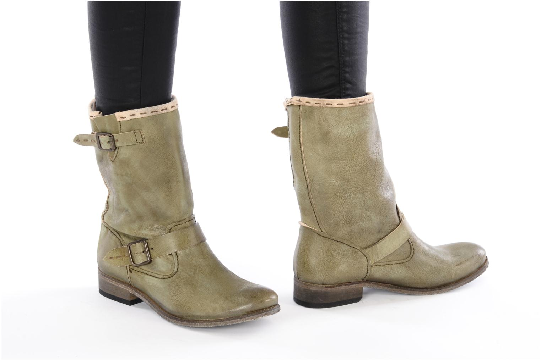 Boots en enkellaarsjes Koah Tiffany Groen onder