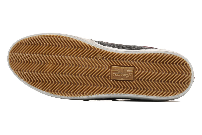 Chaussures à lacets Mascaret Panisse Gris vue haut