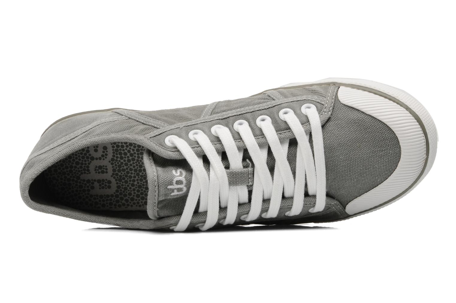 Trainers TBS Violay Grey view from the left