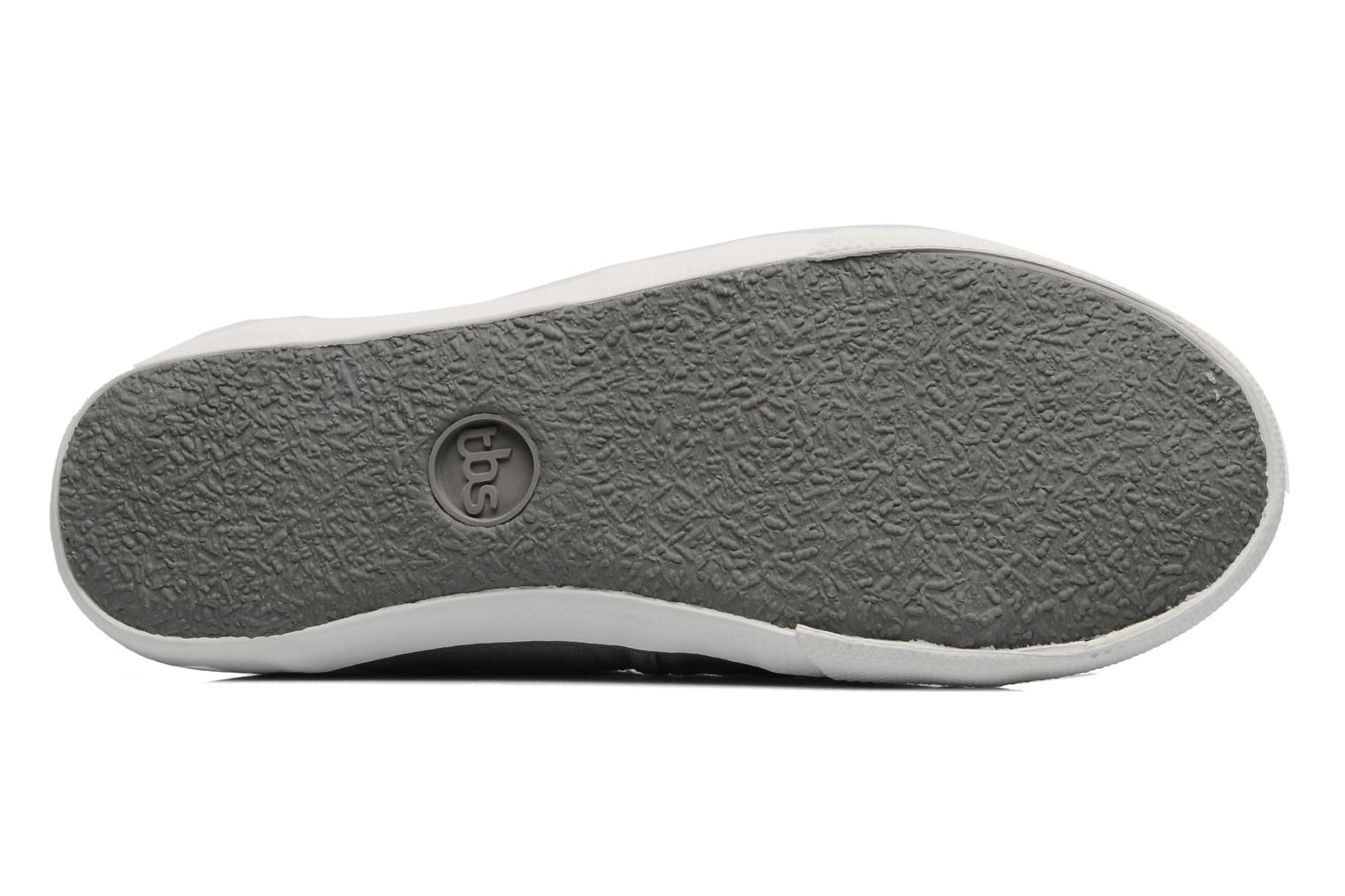 Trainers TBS Violay Grey view from above
