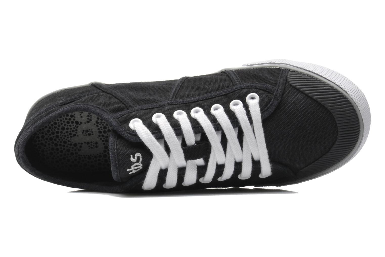 Sneaker TBS Violay schwarz ansicht von links