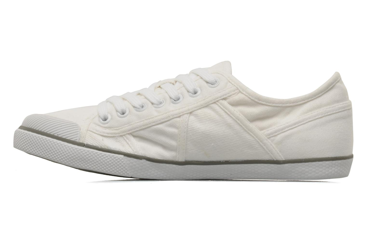 Trainers TBS Violay White front view