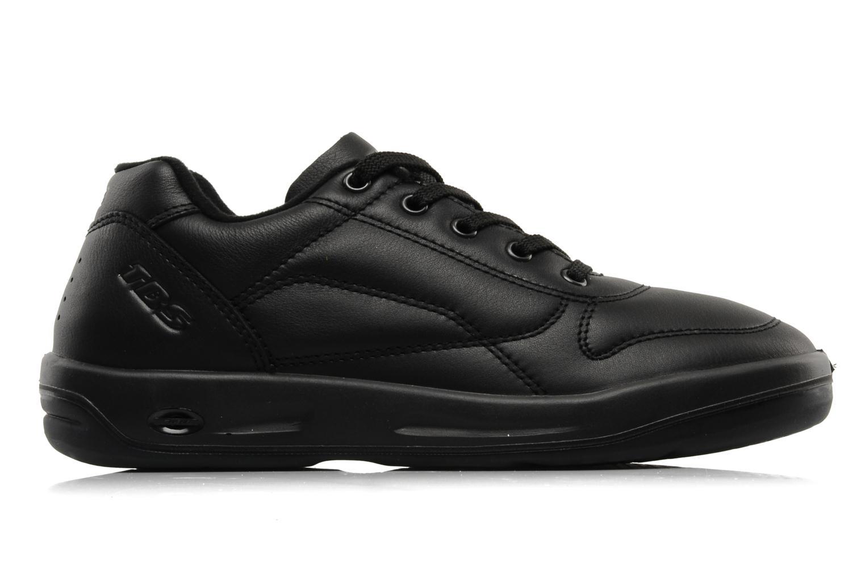 Sneaker TBS Easy Walk Albana schwarz ansicht von hinten