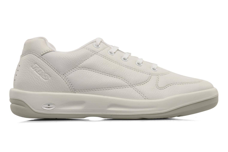 Sneaker TBS Easy Walk Albana weiß ansicht von hinten