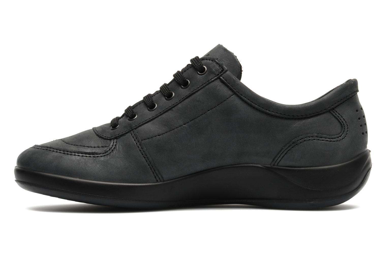 Sneaker TBS Easy Walk Astral schwarz ansicht von vorne