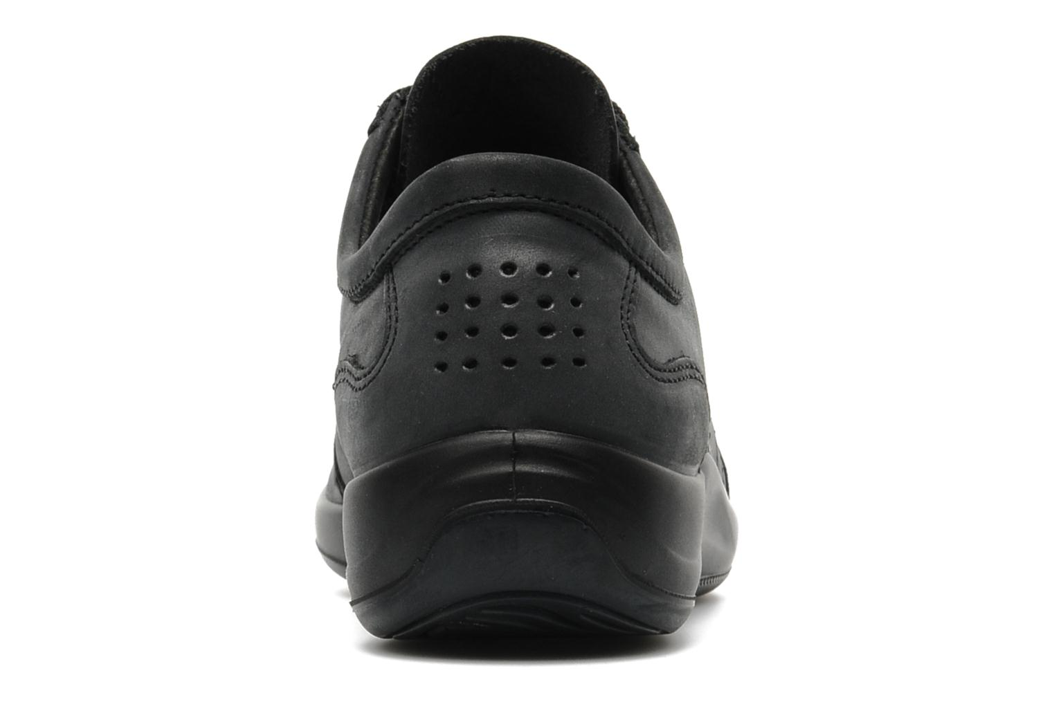 Deportivas TBS Easy Walk Astral Negro vista lateral derecha