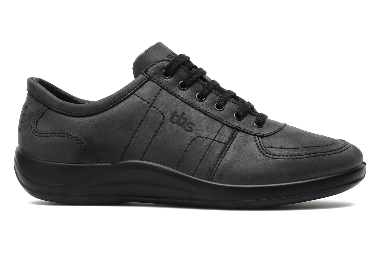 Sneaker TBS Easy Walk Astral schwarz ansicht von hinten