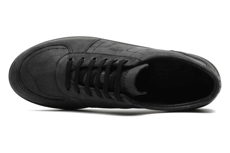 Sneaker TBS Easy Walk Astral schwarz ansicht von links