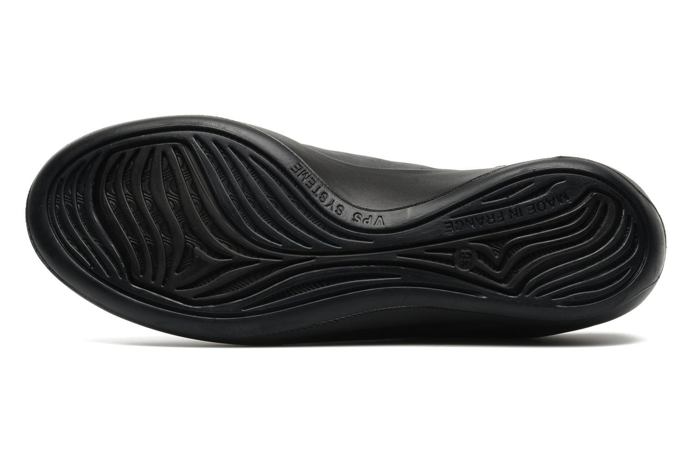 Sneaker TBS Easy Walk Astral schwarz ansicht von oben