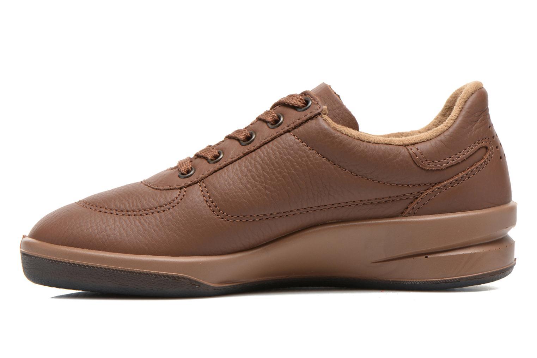 Sneaker TBS Easy Walk Brandy braun ansicht von vorne