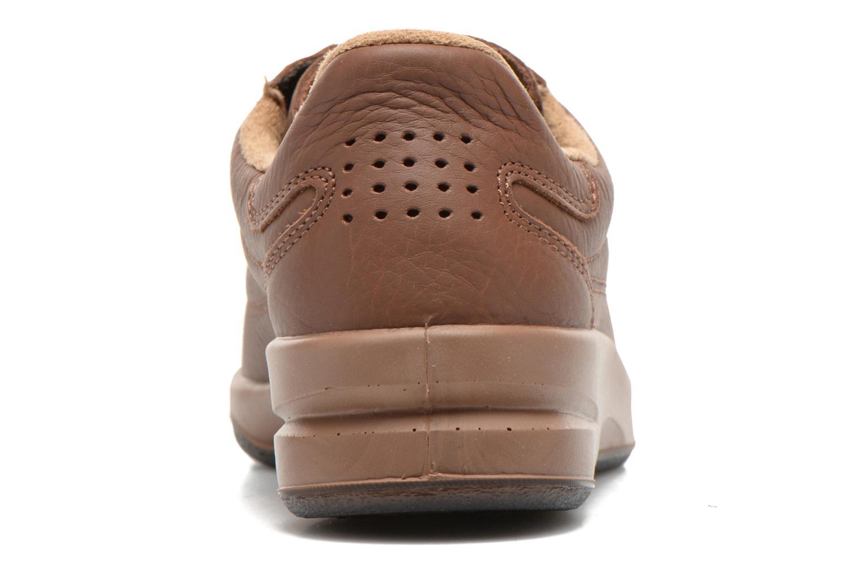 Sneaker TBS Easy Walk Brandy braun ansicht von rechts