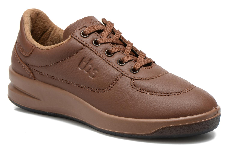 Sneaker TBS Easy Walk Brandy braun detaillierte ansicht/modell
