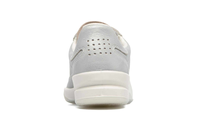 Sneaker TBS Easy Walk Brandy silber ansicht von rechts