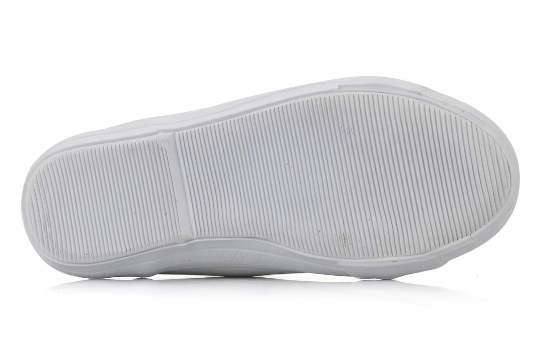 Sneakers Le Coq Sportif Deauville Plus Shaded Ps Syn Bianco immagine dall'alto