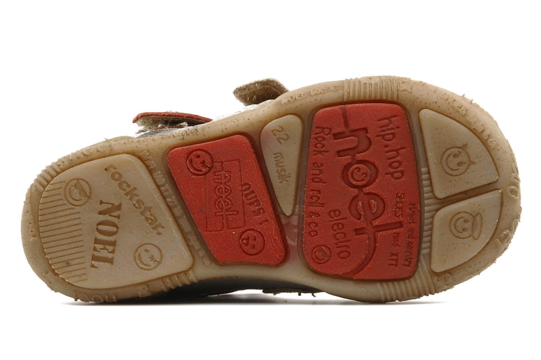 Sneakers Noël Mini Rebel Grijs boven