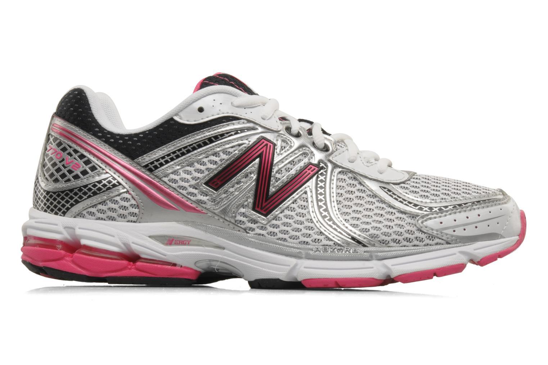 Chaussures de sport New Balance W770 Gris vue derrière