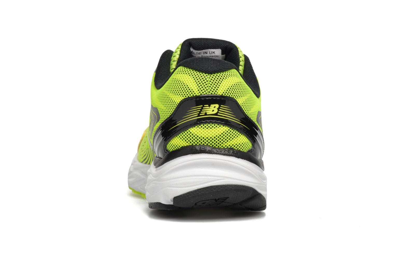 Chaussures de sport New Balance M680 Jaune vue droite