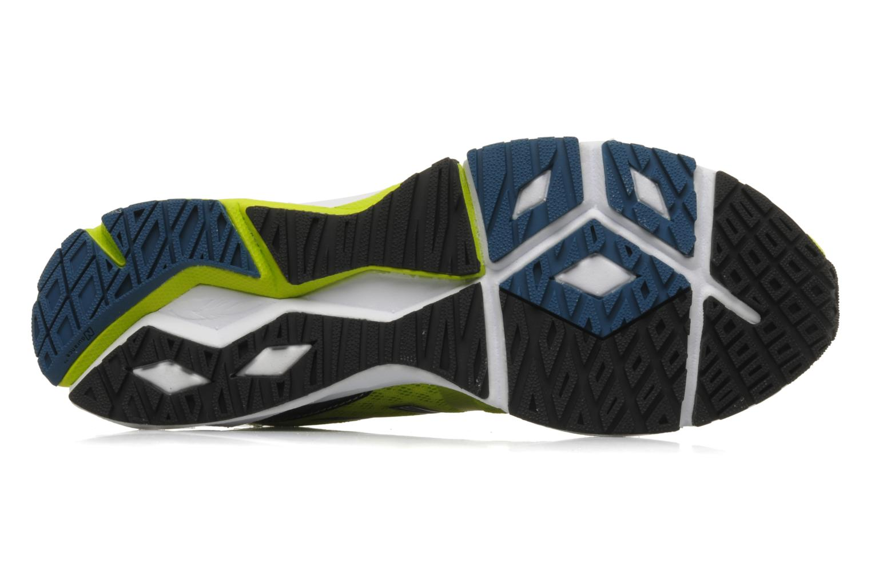 Chaussures de sport New Balance M890 Jaune vue haut