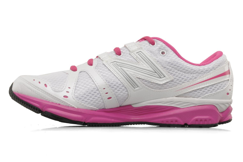 Chaussures de sport New Balance W690 Blanc vue face