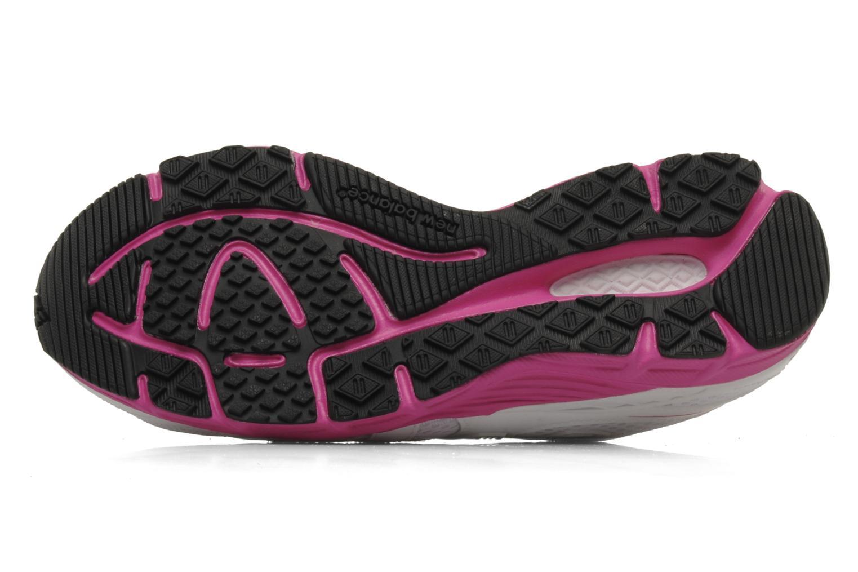 Chaussures de sport New Balance W690 Blanc vue haut