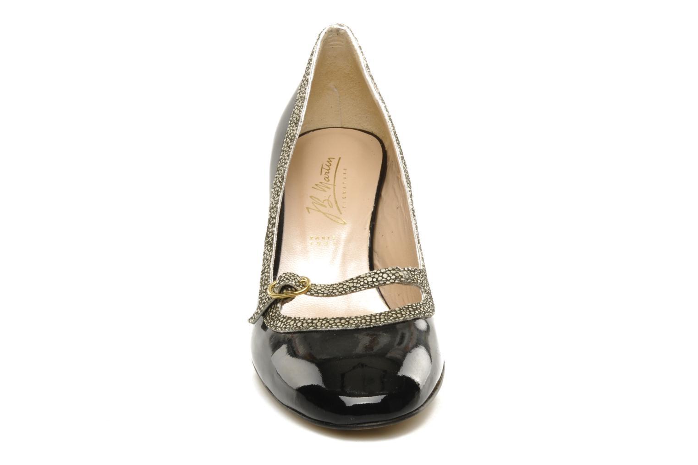 Escarpins JB MARTIN Escarpin Barbade Noir vue portées chaussures
